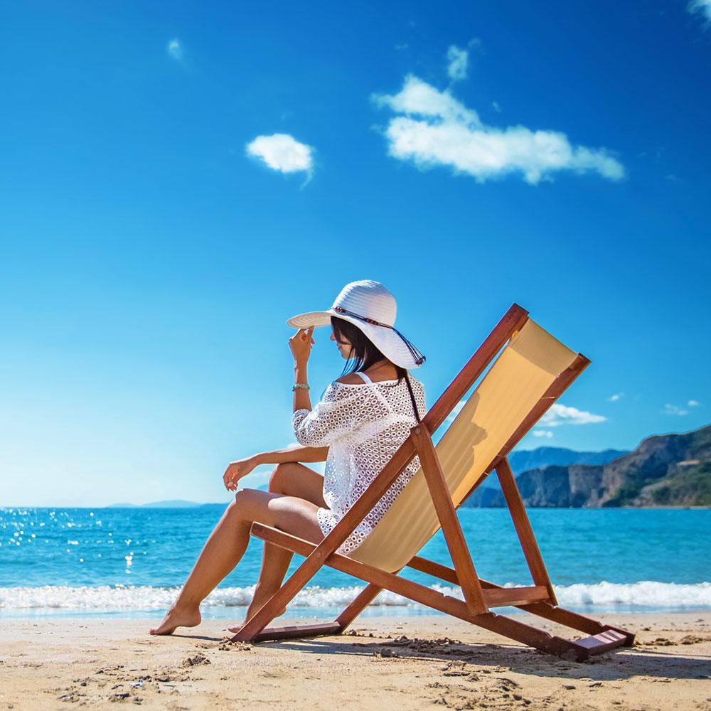vacances de rêve au soleil